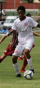 novo reforço do Flamengo