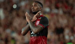 Gerson no Flamengo