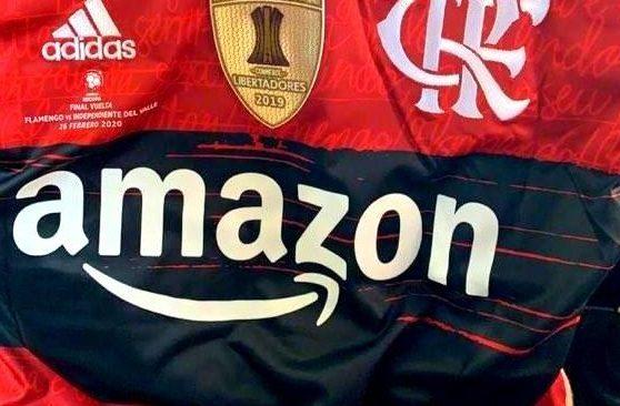 Amacon patrocinando o Flamengo