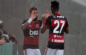 Globo - Flamengo