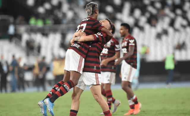Flamengo x Bqotafogo - Bruno Henrique