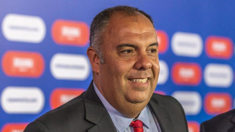Marcos Braz-vice-presidente-Flamengo