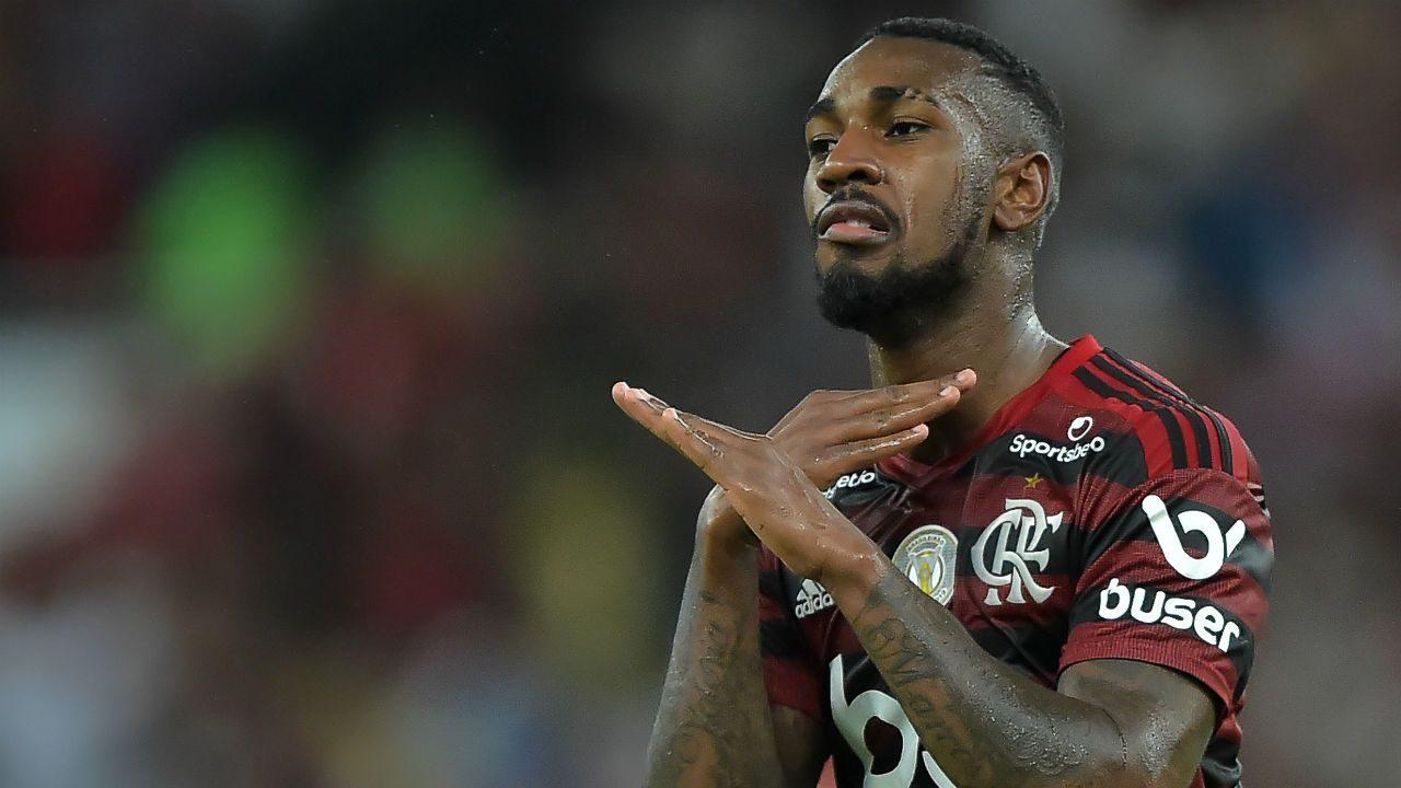 Gerson-Flamengo