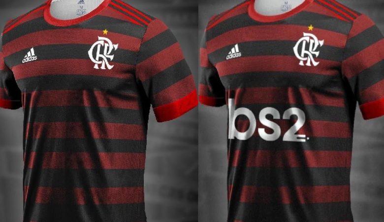 Uniforme-Flamengo