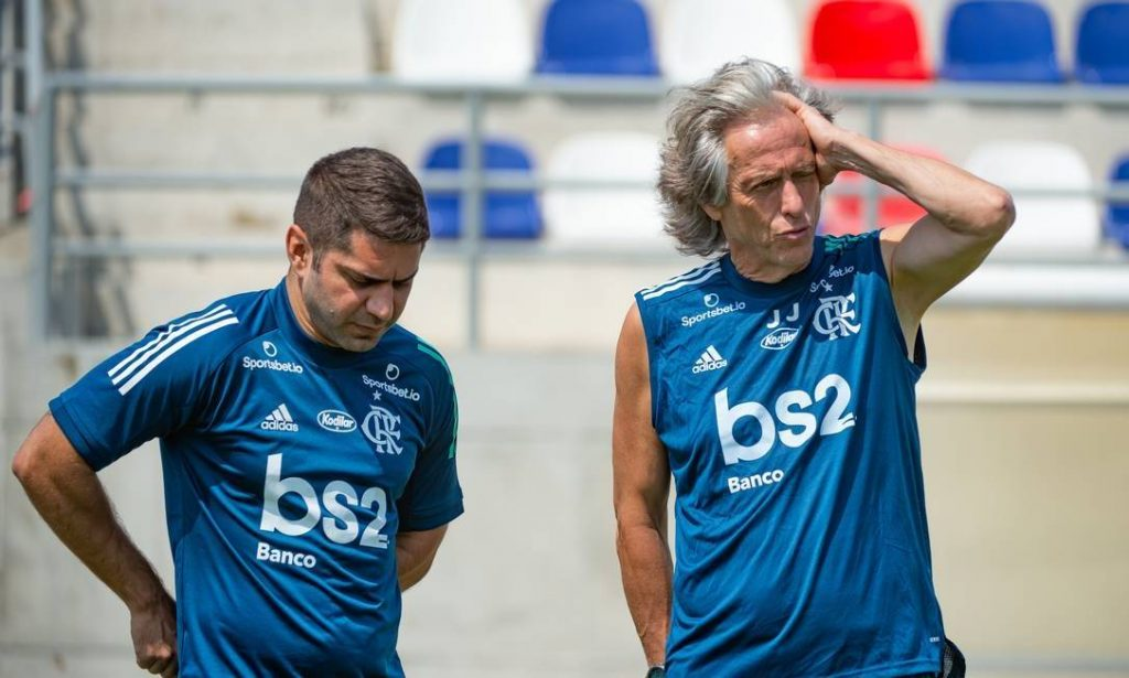 Flamengo-Jesus-Ninho do Urubu