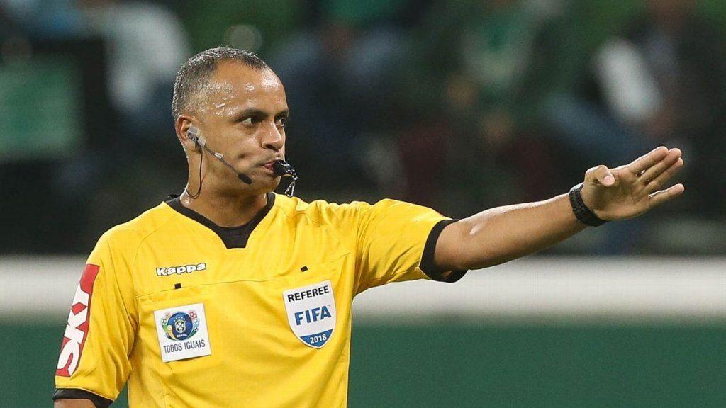 Arbitro-Santos-Flamengo