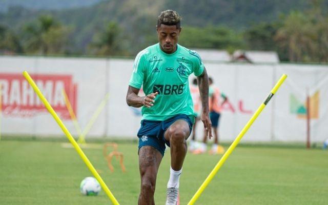Bruno Henrique-Flamengo-moicano loiro