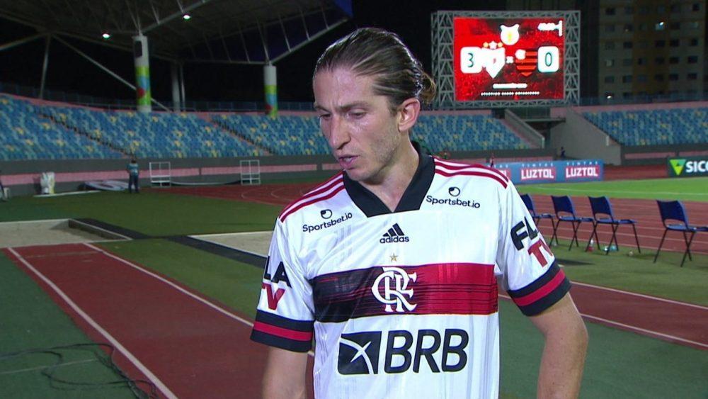 Felipe Luiz-Flamengo