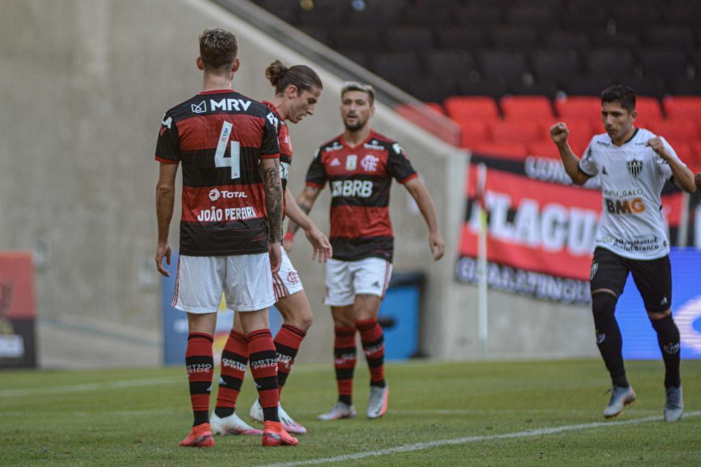 Filipe Luís-Flamengo