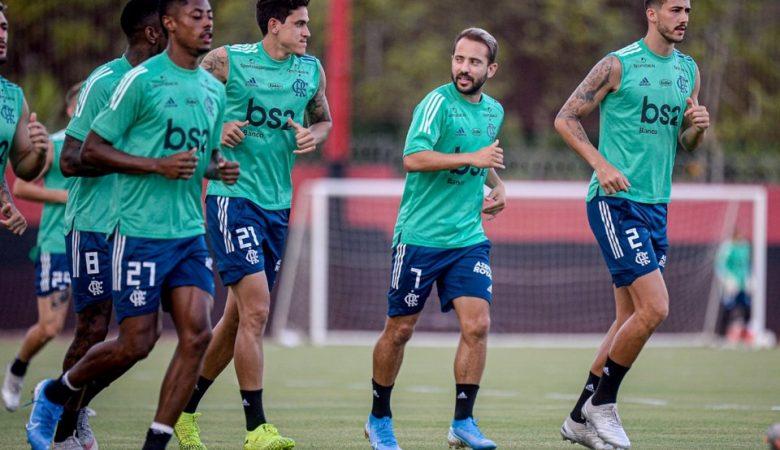 Flamengo-treino