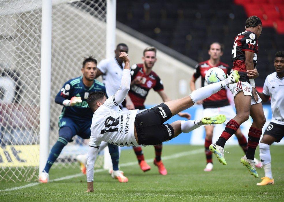 Gol do Botafogo-Pedro Raul