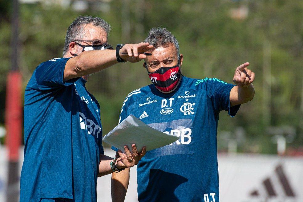 Torrent-treino-Flamengo