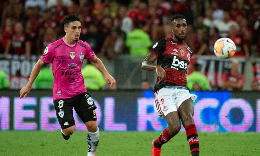 covid fla - Libertadores
