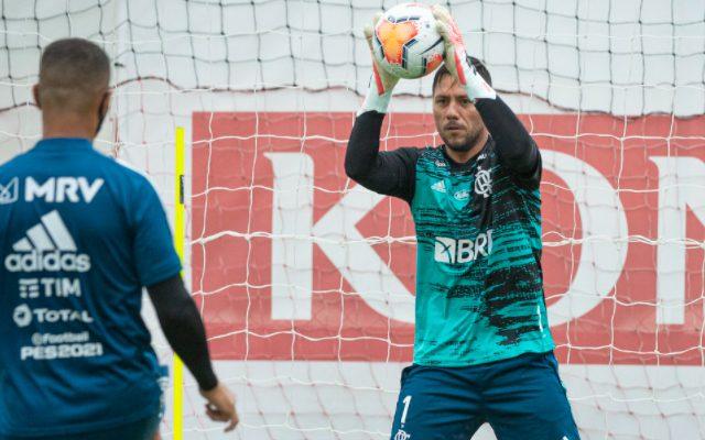 Diego Alves-Flamengo