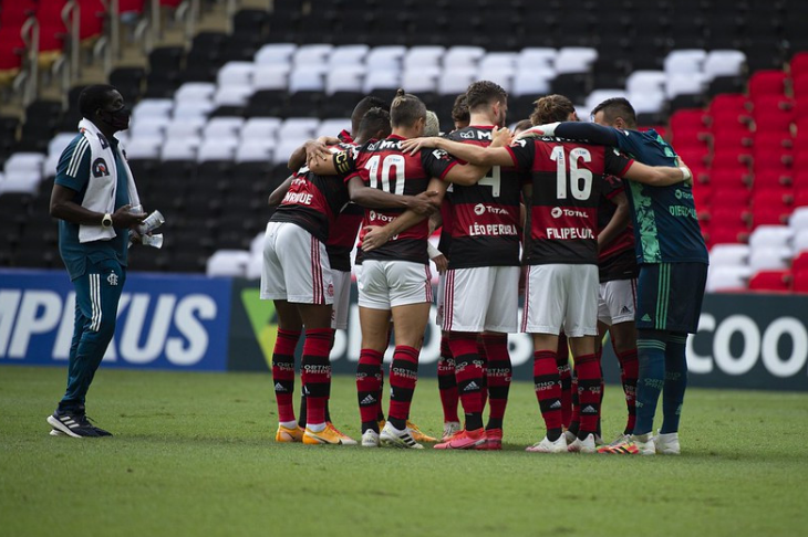 Foto: Alexandre Vidal/Flamengo - Fluminnense x Flamengo ao vivo