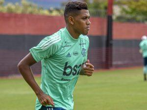 Pedro Rocha-Flamengo