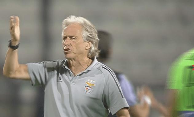 Jorge Jesus-Flamengo