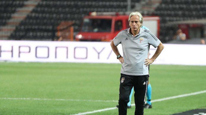 Jorge Jesus-Benfica