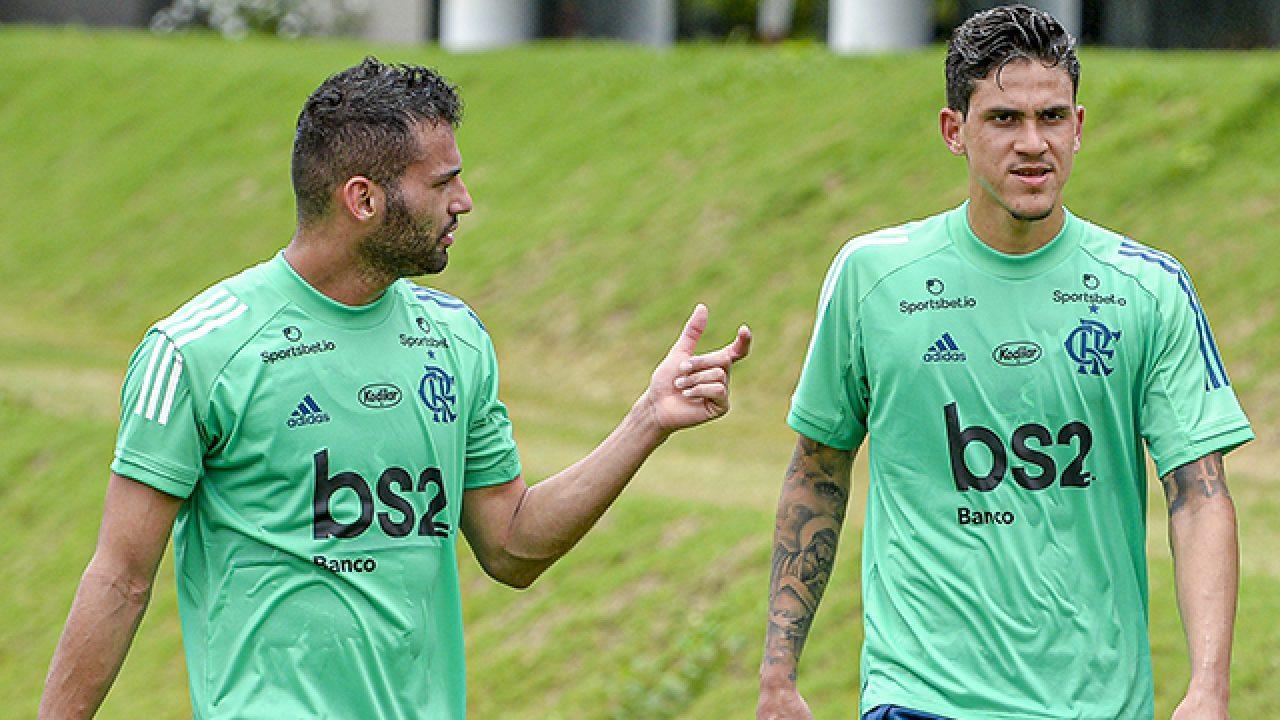 Thiago Maia e Pedro devem ser comprados