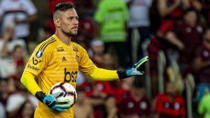 Substituto de Diego Alves