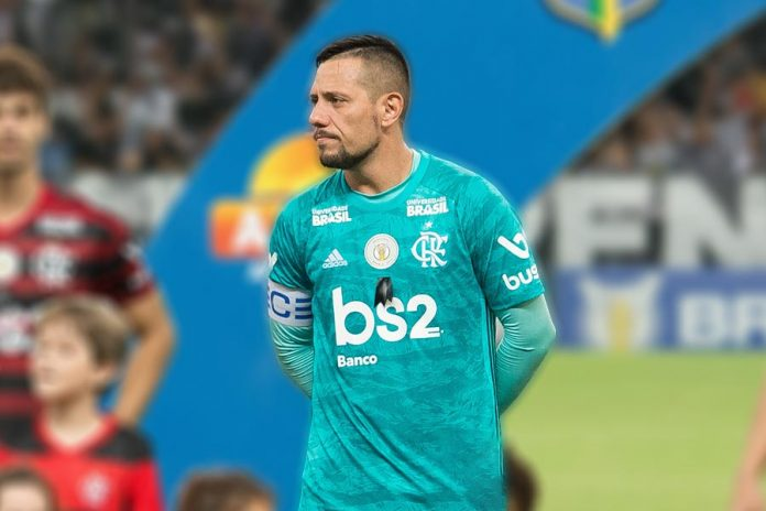 Goleiro do Flamengo
