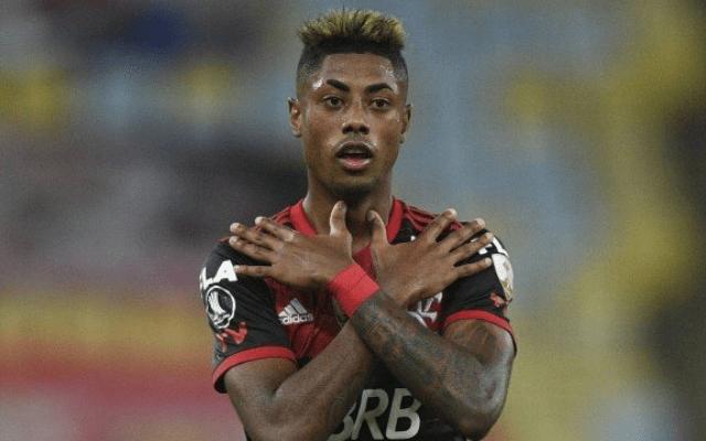 Bruno Henrique-Flamengo