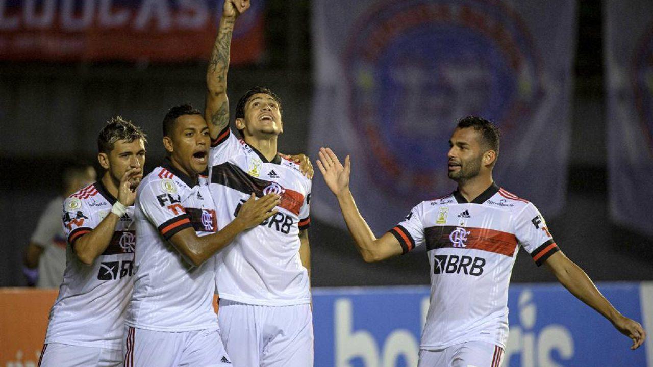 Flamengo - Pedro