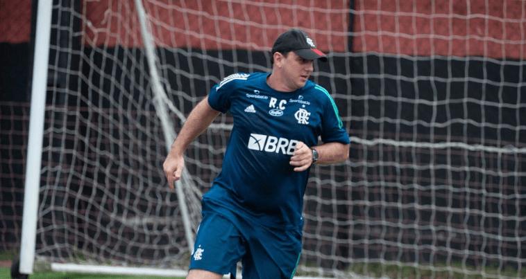 Alexandre Vidal/CRF Flamengo hoje