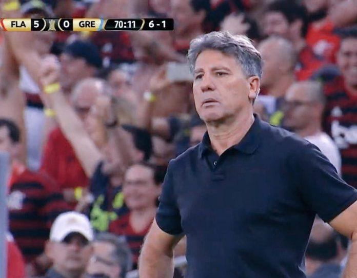 Grêmio eliminado