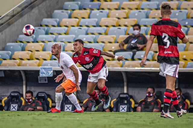 (Foto: Paula Reis/Flamengo/ Escalação