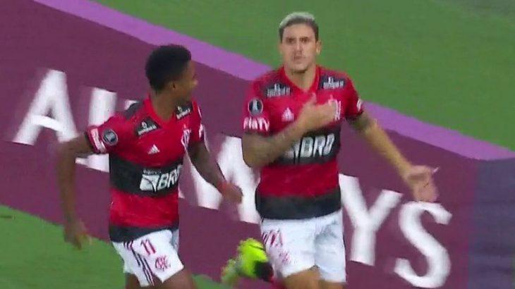 Pedro faz golaço no Maracanã e encanta torcedores até de rivais; veja os comentários