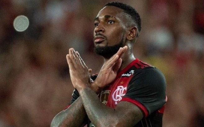Flamengo Gerson Venda