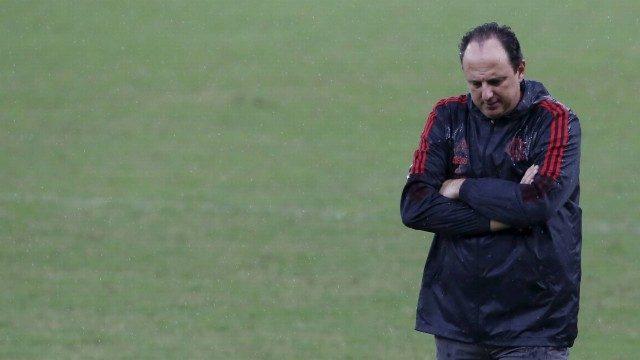 Flamengo Ceni Ataque
