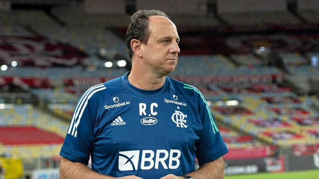 Flamengo Rogério Ceni Técnico