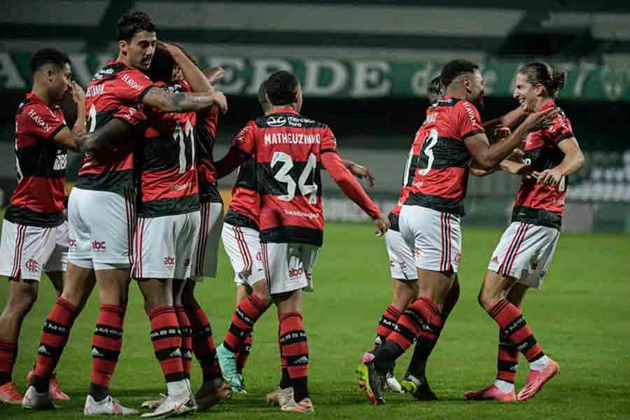 Flamengo Recorde Audiência