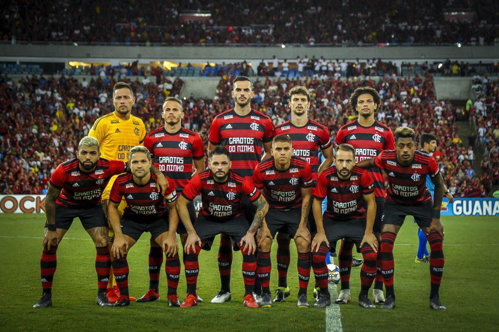 Flamengo Desfalques histórico