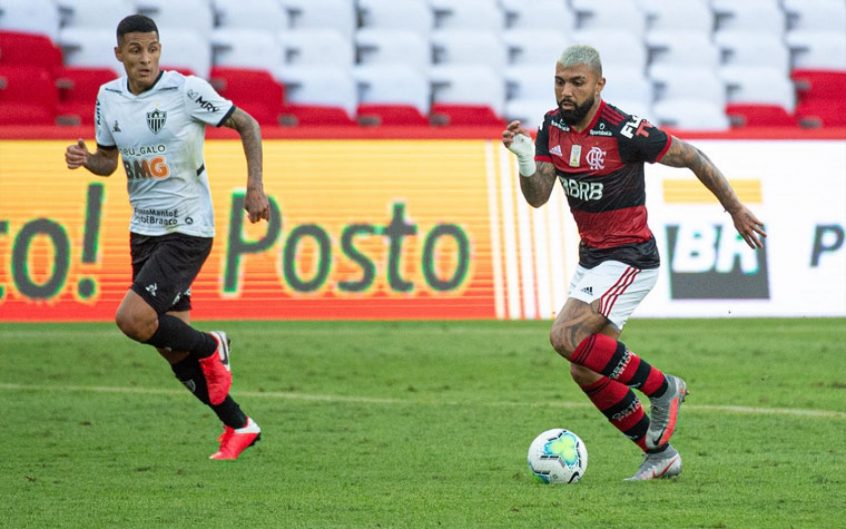 Flamengo Atlético MG