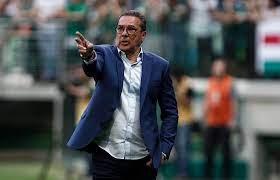 Técnico Vanderlei Luxemburgo deixa o Palmeiras | VEJA