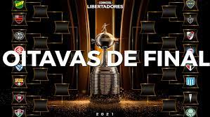 Libertadores 2021 tem oitavas definidas; veja tabela até a final