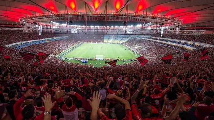 estádio Flamengo