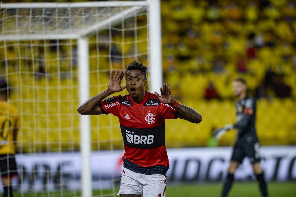 Gigante europeu parabeniza Flamengo por classificação para a final da Libertadores
