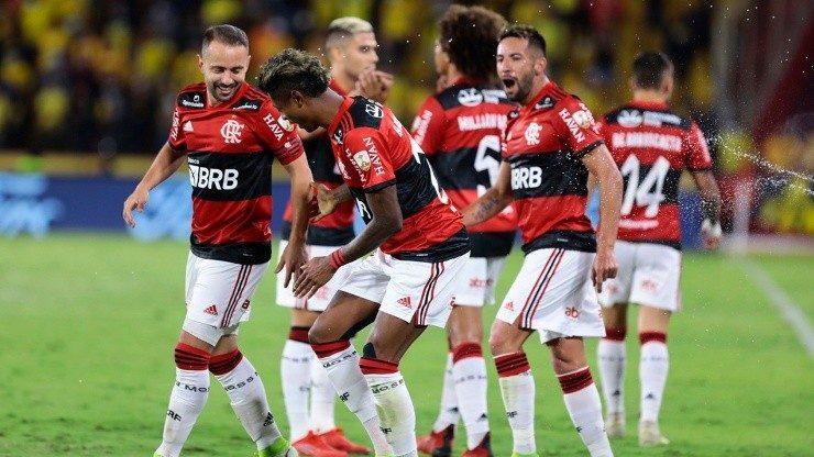 Jogo do Flamengo hoje